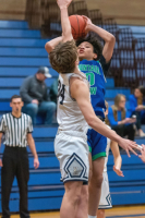 Gallery: Boys Basketball Mountain View @ Kelso